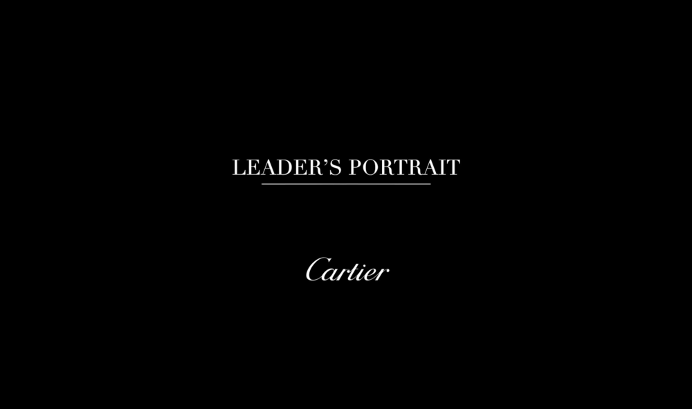 LEADER'S PORTRAITS - CARTIER